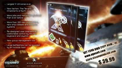X3, Terran Conflict