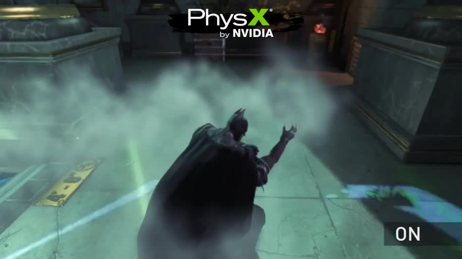 Trailer, actionspiel, Nvidia, Warner Bros., Geforce, Batman, Nvidia Geforce, PhysX, Arkham Origins, Gtx, TXAA, Kantenglättung