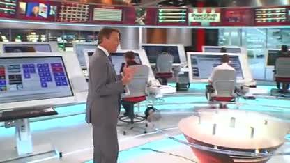 Touchscreen, Fox, fox news, Nachrichtensender, Fox News Deck