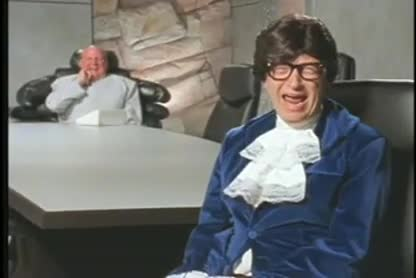 Microsoft, Bill Gates, Steve Ballmer, Austin Powers, Dr. Evil