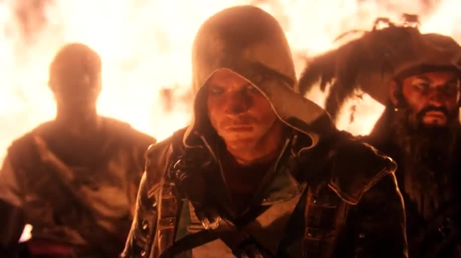Trailer, Werbespot, Ubisoft, Assassin's Creed, Assassin's Creed 4, Assassin's Creed 4: Black Flag, Black Flag
