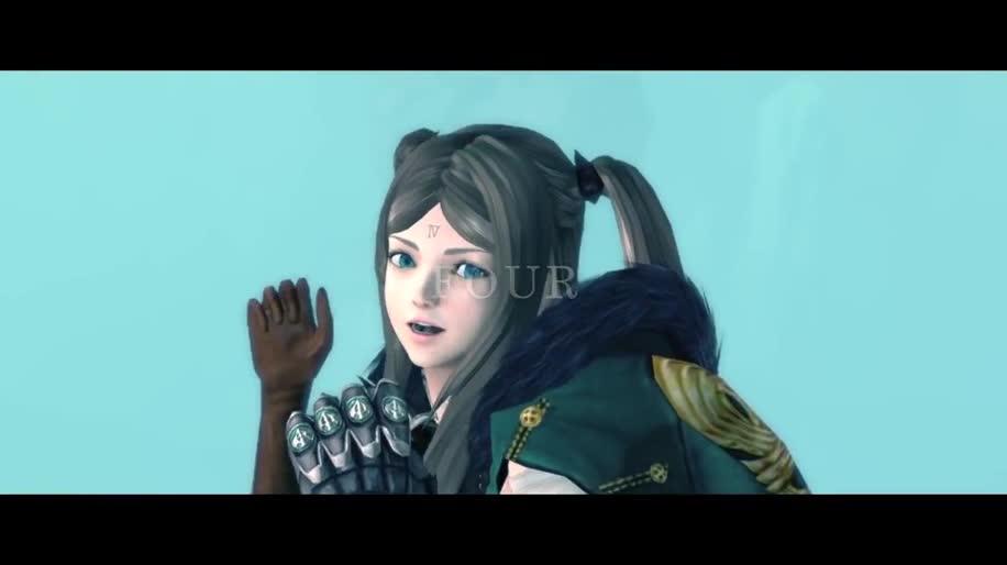 Trailer, Rollenspiel, Square Enix, Drakengard 3, Drakengard