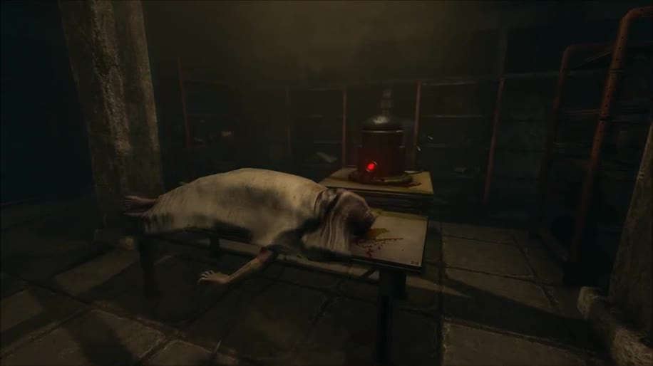 Trailer, Gameplay, Adventure, Horror, Soma, Frictional Games