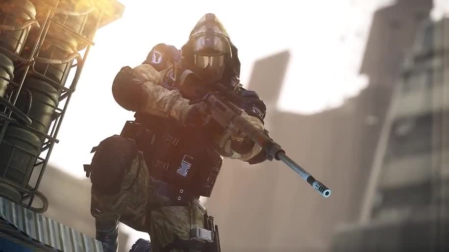 Trailer, Ego-Shooter, Online-Spiele, Free-to-Play, Crytek, Online-Shooter, Cryengine 3, CryEngine, Warface