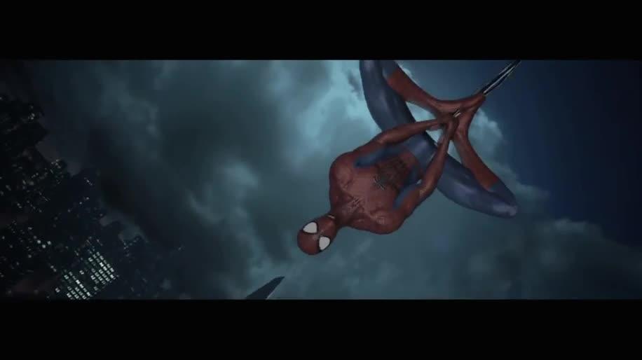 Trailer, actionspiel, Activision, Teaser, Marvel, Spider-Man, The Amazing Spider-Man, The Amazing Spider-man 2
