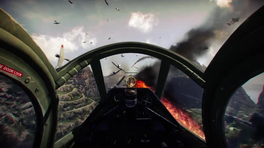 Trailer, PlayStation 4, PS4, Online-Spiele, Free-to-Play, Mmo, Simulation, flugsimulation, War Thunder, Gaijin Entertainment