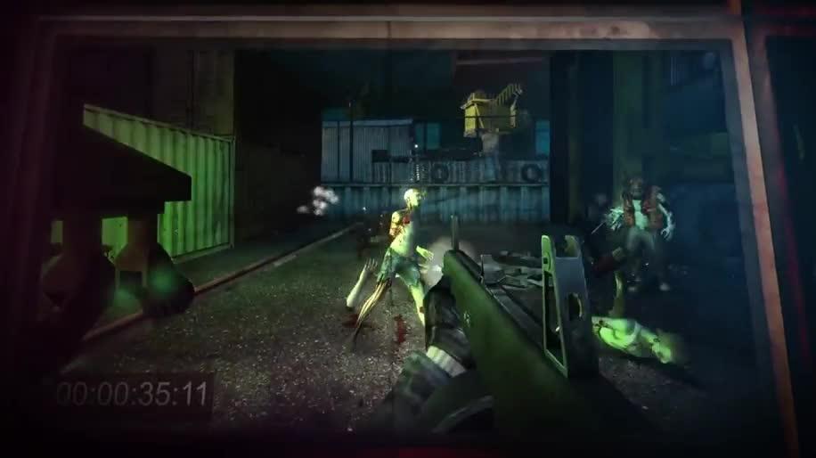 Trailer, Ego-Shooter, Online-Shooter, Killing Floor, Tripwire Interactive