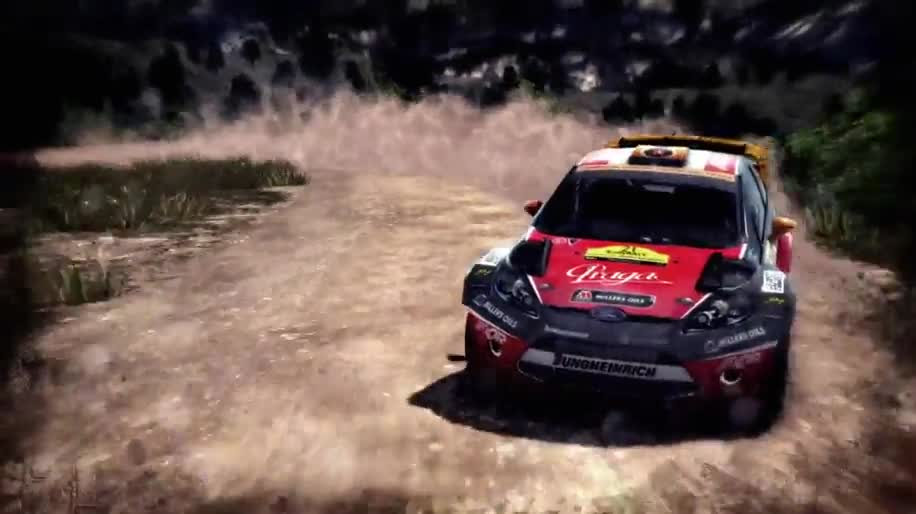 Trailer, Rennspiel, Milestone, WRC, Bigben Interactive, World Rally Championship, WRC 4