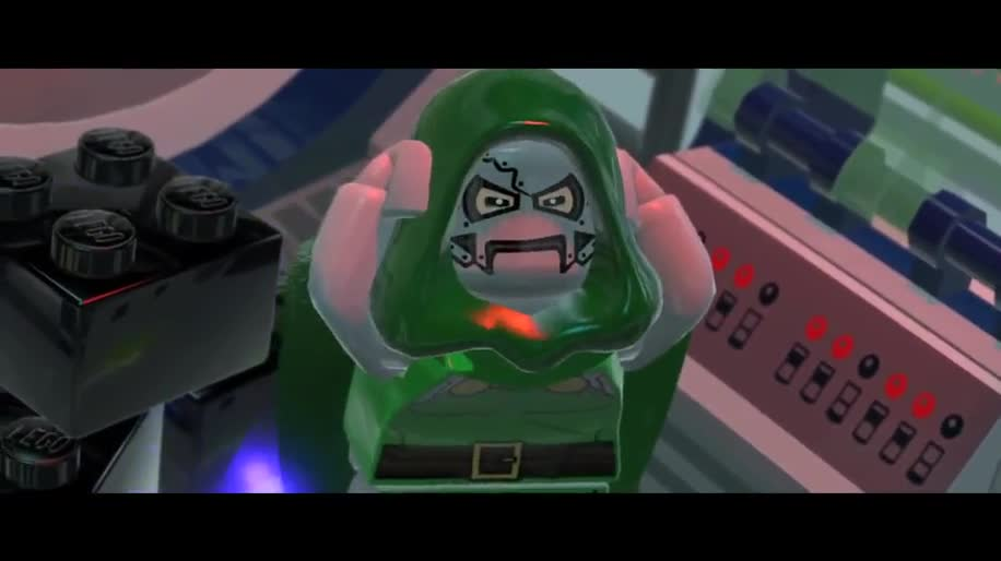 Trailer, actionspiel, Warner Bros., Marvel, Lego, Lego Marvel Super Heroes