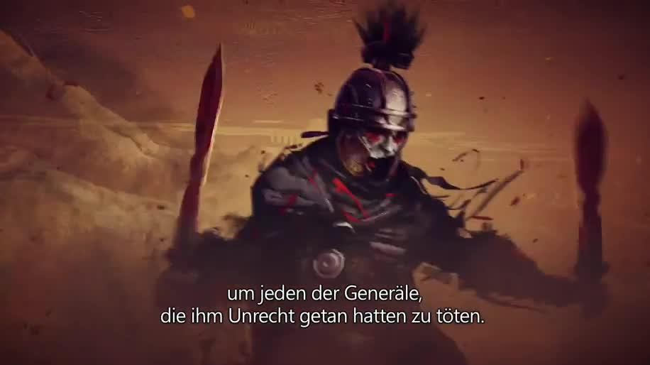 Microsoft, Trailer, Xbox One, Crytek, Ryse, Son of Rome