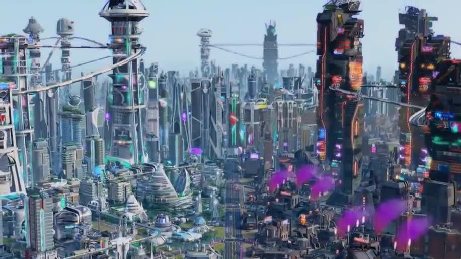 Simcity Städte Der Zukunft Die Erweiterung Im Launch Trailer