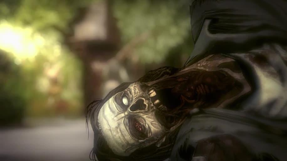 Trailer, Adventure, Zombies, The Walking Dead, Telltale, The Walking Dead: Season Two