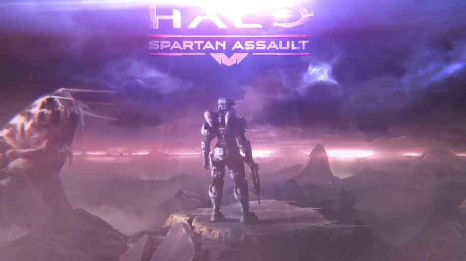 Microsoft, Trailer, Xbox, Xbox One, Xbox 360, Halo, 343 Industries, Spartan Assault