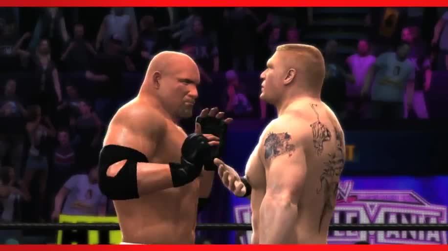 Trailer, 2K Games, 2K Sports, Wrestling, WWE, WWE 2K14