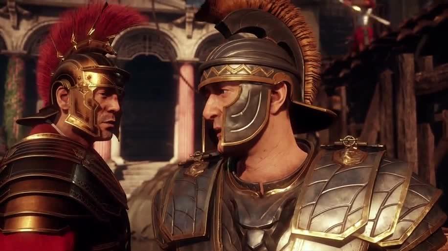 Microsoft, Trailer, Xbox One, actionspiel, Crytek, Ryse, Son of Rome