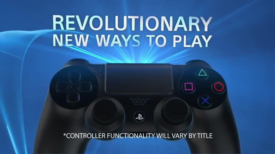 Sony, PlayStation 4, PS4, Sony PlayStation 4, Sony PS4, Controller, Gamepad, DualShock 4, PS4 Controller, DualShock