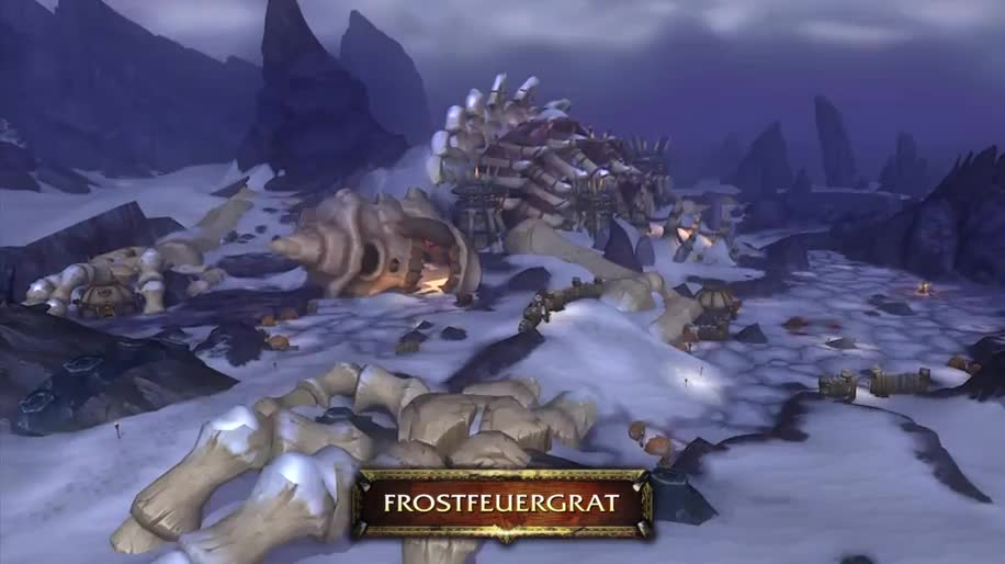 Trailer, Online-Spiele, Blizzard, Mmorpg, Mmo, Online-Rollenspiel, World of Warcraft, Blizzcon, Warlords of Draenor, Blizzcon 2013