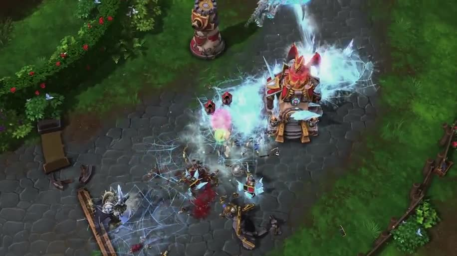 Gameplay, Online-Spiele, Blizzard, Free-to-Play, Blizzcon, MOBA, Heroes of the Storm, Blizzcon 2013