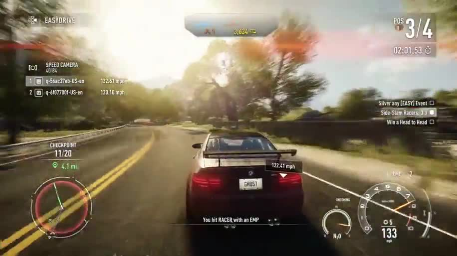 Electronic Arts, Ea, Gameplay, Rennspiel, Need for Speed, Need for Speed Rivals