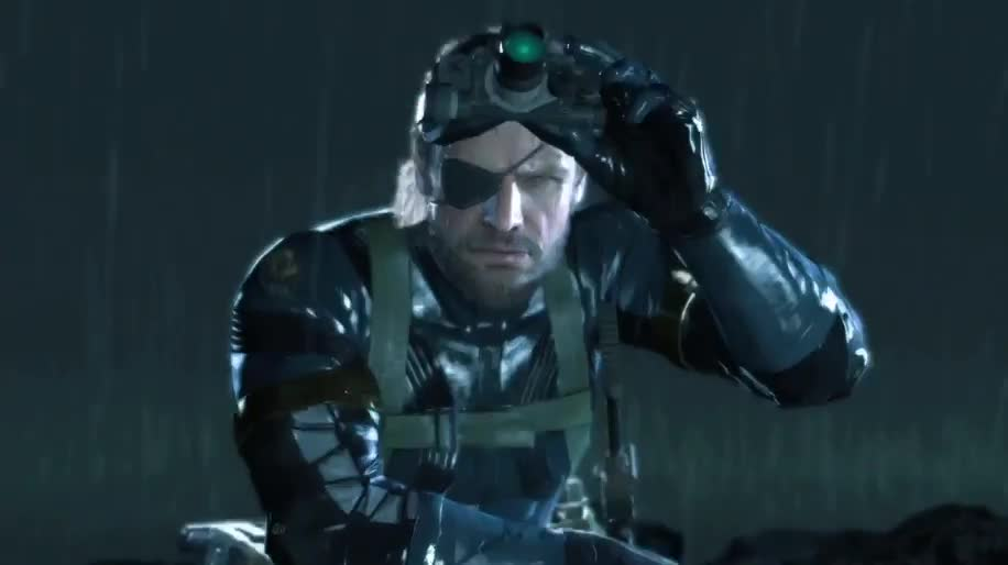 Trailer, Sony, PlayStation 4, Playstation, PS4, PlayStation 3, PS3, Konami, Metal Gear Solid, Ground Zeroes