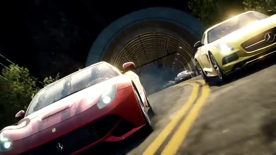 Trailer, Electronic Arts, Ea, Rennspiel, Need for Speed, Need for Speed Rivals