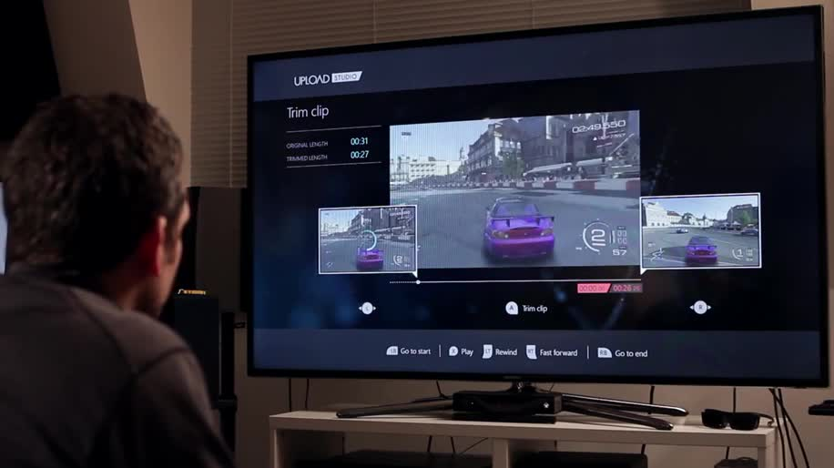 Microsoft, Xbox, Xbox One, Microsoft Xbox One, Videobearbeitung, Upload Studio