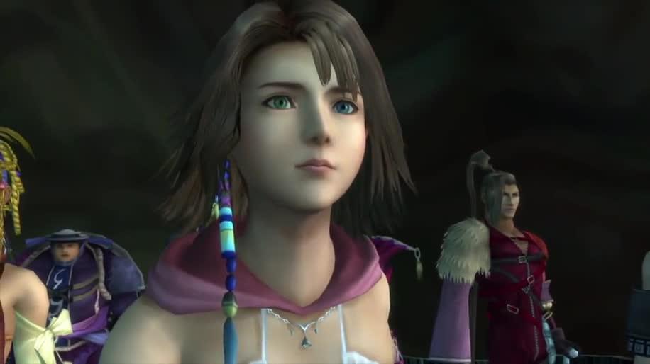 Trailer, Rollenspiel, Square Enix, Final Fantasy, Final Fantasy X, Final Fantasy X | X-2 HD Remaster, Final Fantasy X-2