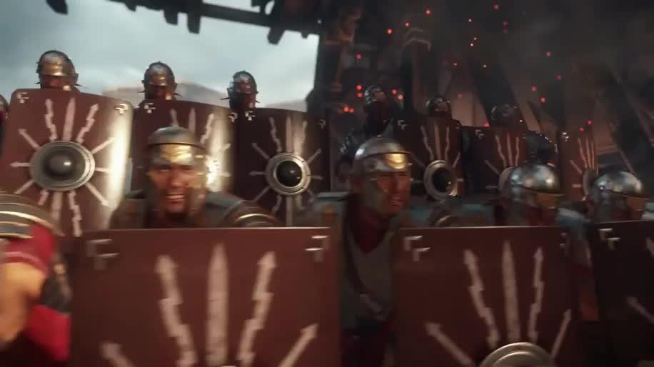 Microsoft, Trailer, Xbox, Xbox One, actionspiel, Microsoft Xbox One, Crytek, Ryse, Son of Rome