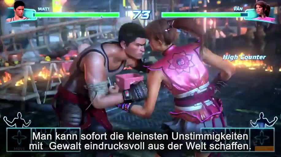 Microsoft, Trailer, Xbox, Xbox One, Ubisoft, Kinect, Microsoft Xbox One, Bewegungssteuerung, Prügelspiel, Fighter Within
