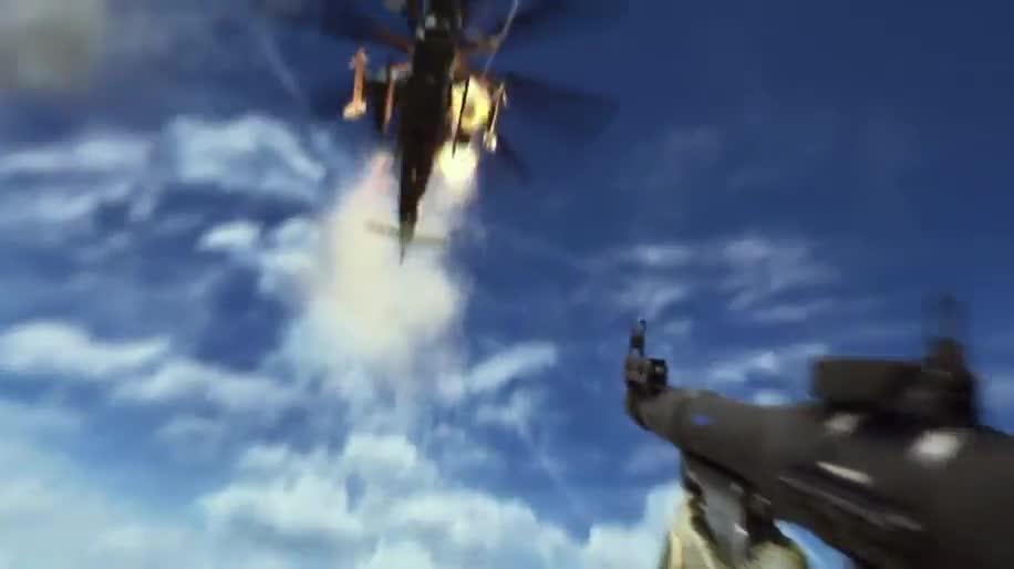 Trailer, Electronic Arts, Ego-Shooter, Ea, Dlc, Battlefield, Dice, Battlefield 4, Second Assault
