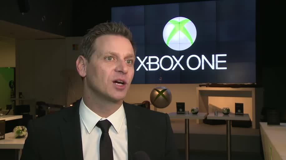 Microsoft, Xbox, Xbox One, Kinect, Microsoft Xbox One, Xbox Live, Spracherkennung, Interview, Kinect 2, SmartGlass, Xbox SmartGlass, Oliver Kaltner, Xbox One Launch