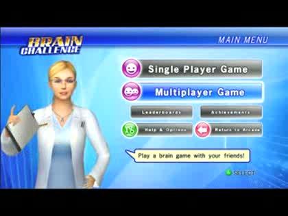 Nintendo, Wii, Gehirntraining