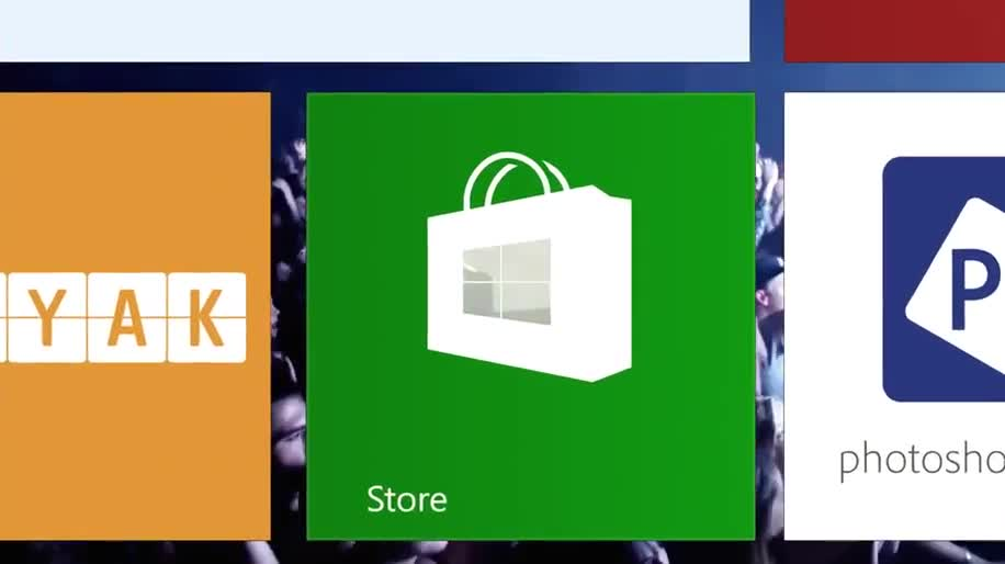Microsoft, Betriebssystem, Windows, Windows 8, Apps, Windows 8.1, Werbespot, Windows Store