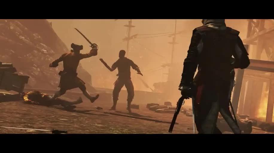 Trailer, Ubisoft, actionspiel, Assassin's Creed, Assassin's Creed 4, Assassin's Creed 4: Black Flag
