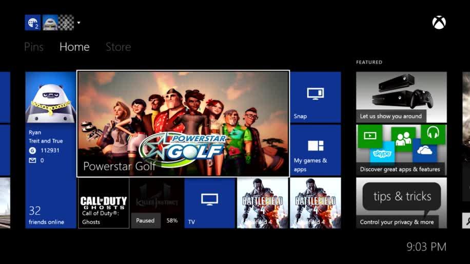 Microsoft, Xbox, Xbox One, Microsoft Xbox One, Sprachsteuerung, Spracherkennung, Spracheingabe