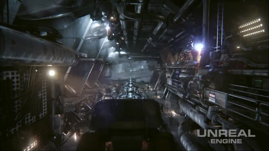 Epic Games, unreal engine 4, Unreal Engine, Grafik-Engine, Spiele-Engine, Infiltrator