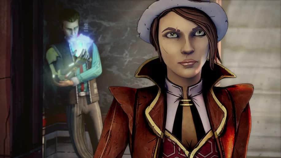Trailer, Adventure, Telltale, Gearbox, Borderlands, VGX, VGX 2013, Tales from the Borderlands