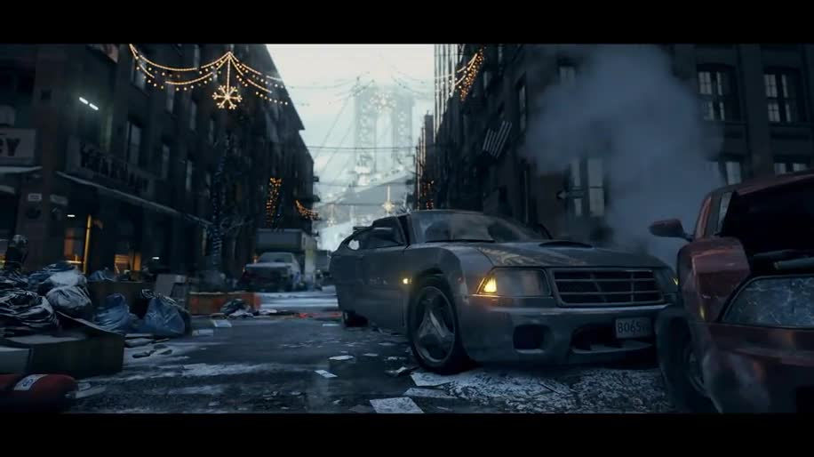 Trailer, Ubisoft, Tom Clancy, Tom Clancy's The Division, The Division, VGX, VGX 2013