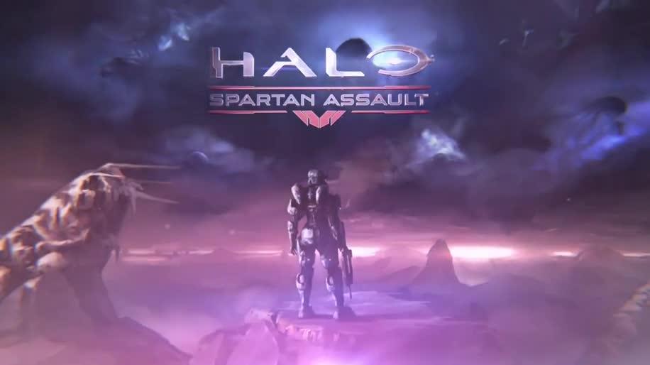 Microsoft, Trailer, Xbox, Xbox One, Xbox 360, Microsoft Xbox One, Halo, Microsoft Xbox 360, Spartan Assault