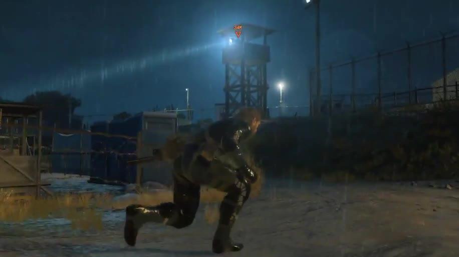 Xbox One, Gameplay, actionspiel, Microsoft Xbox One, Konami, Metal Gear Solid, Hideo Kojima, Metal Gear Solid 5, Ground Zeroes