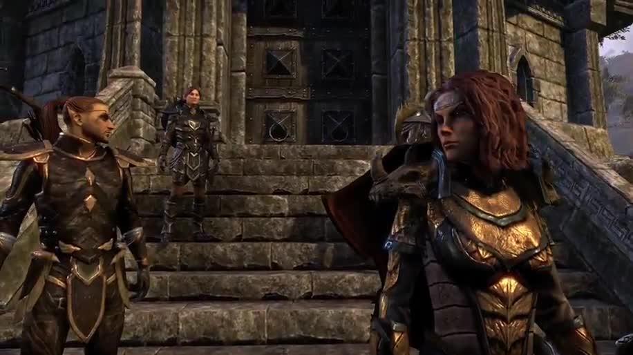 Trailer, Online-Spiele, Mmo, Mmorpg, Bethesda, Online-Rollenspiel, The Elder Scrolls Online, The Elder Scrolls