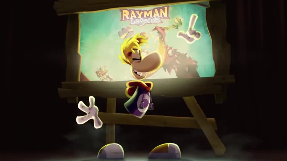 Trailer, Xbox One, PlayStation 4, Ubisoft, PS4, Sony PlayStation 4, Microsoft Xbox One, Jump & Run, Rayman, Rayman Legends