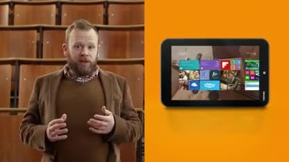 Microsoft, Betriebssystem, Windows, Tablet, Windows 8, Windows 8.1, Werbespot, Skype, Bing, Microsoft Office