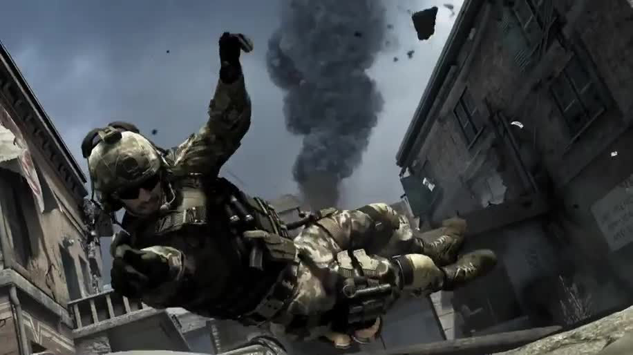 Trailer, Ego-Shooter, Call of Duty, Dlc, Activision, Infinity Ward, Call of Duty: Ghosts