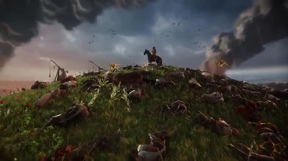 Rollenspiel, Teaser, Cryengine 3, CryEngine, Kingdom Come, Warhorse Studios, Deliverance