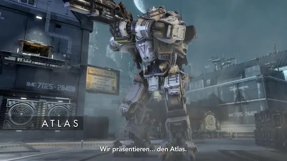 Trailer, Electronic Arts, Ea, Shooter, Online-Spiele, Titanfall