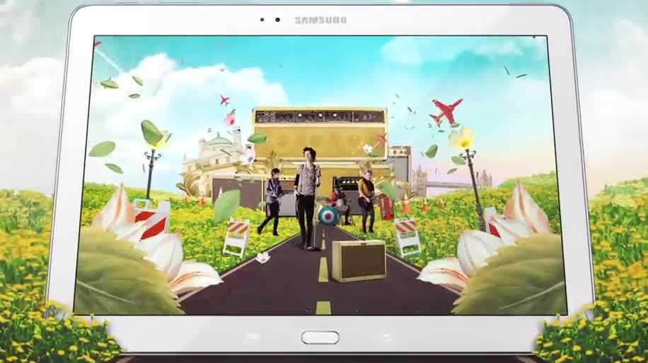 Android, Samsung, Werbespot, Samsung Galaxy, Galaxy, Galaxy Note, Samsung Mobile, Samsung Galaxy Note, Samsung Galaxy Note 10.1