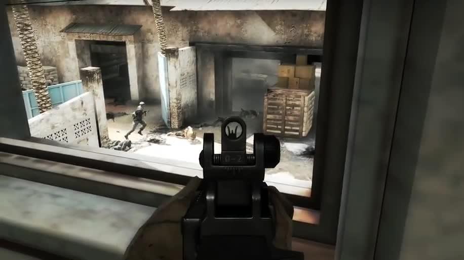Trailer, Ego-Shooter, Online-Spiele, Online-Shooter, Insurgency, New World Interactive