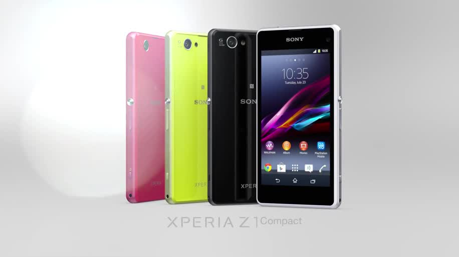 Smartphone, Android, Sony, Ces, Xperia, Sony Xperia, Ces 2014, Xperia Z1, Sony Xperia Z1, Xperia Z1 Compact