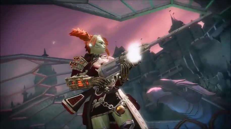 Trailer, Online-Spiele, Mmo, Mmorpg, Online-Rollenspiel, Guild Wars 2, Ncsoft, ArenaNet, Guild Wars